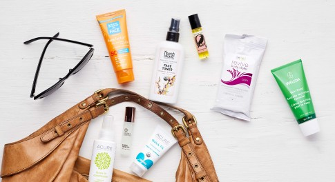 Here's Everything You Need to Solve On-the-Go Beauty Emergencies