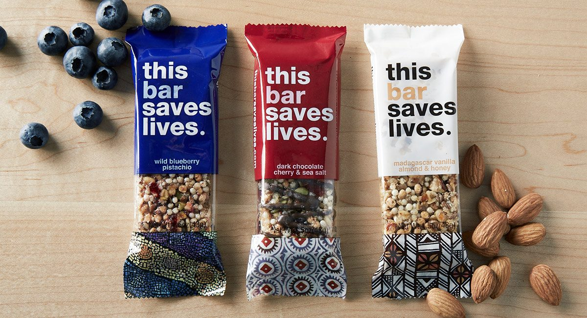 2.6 Million Kids Die of Acute Malnutrition Every Year—This Granola Bar Company Wants to Help