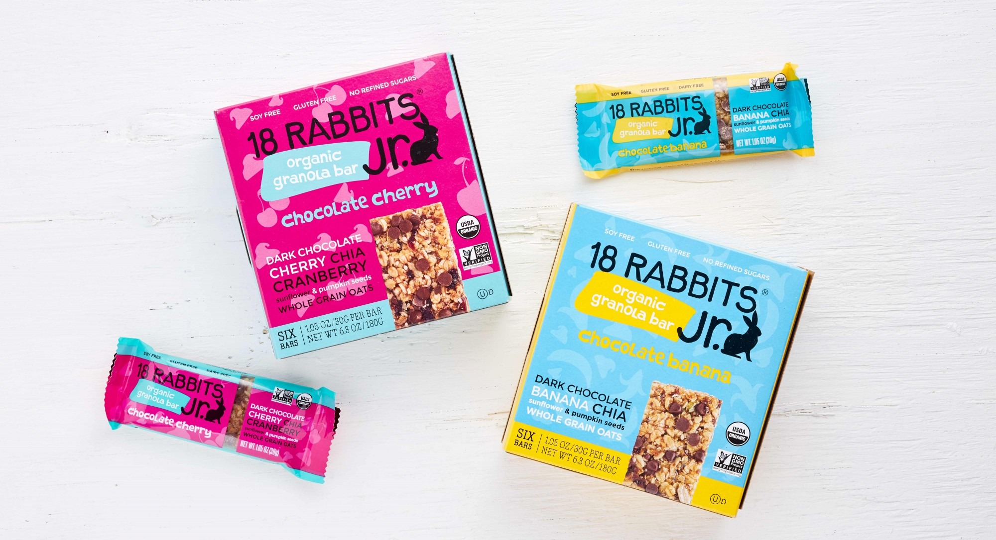 These Granola Bars Are Free of Wheat and Refined Sugar—But Your Kids Will Never Know!
