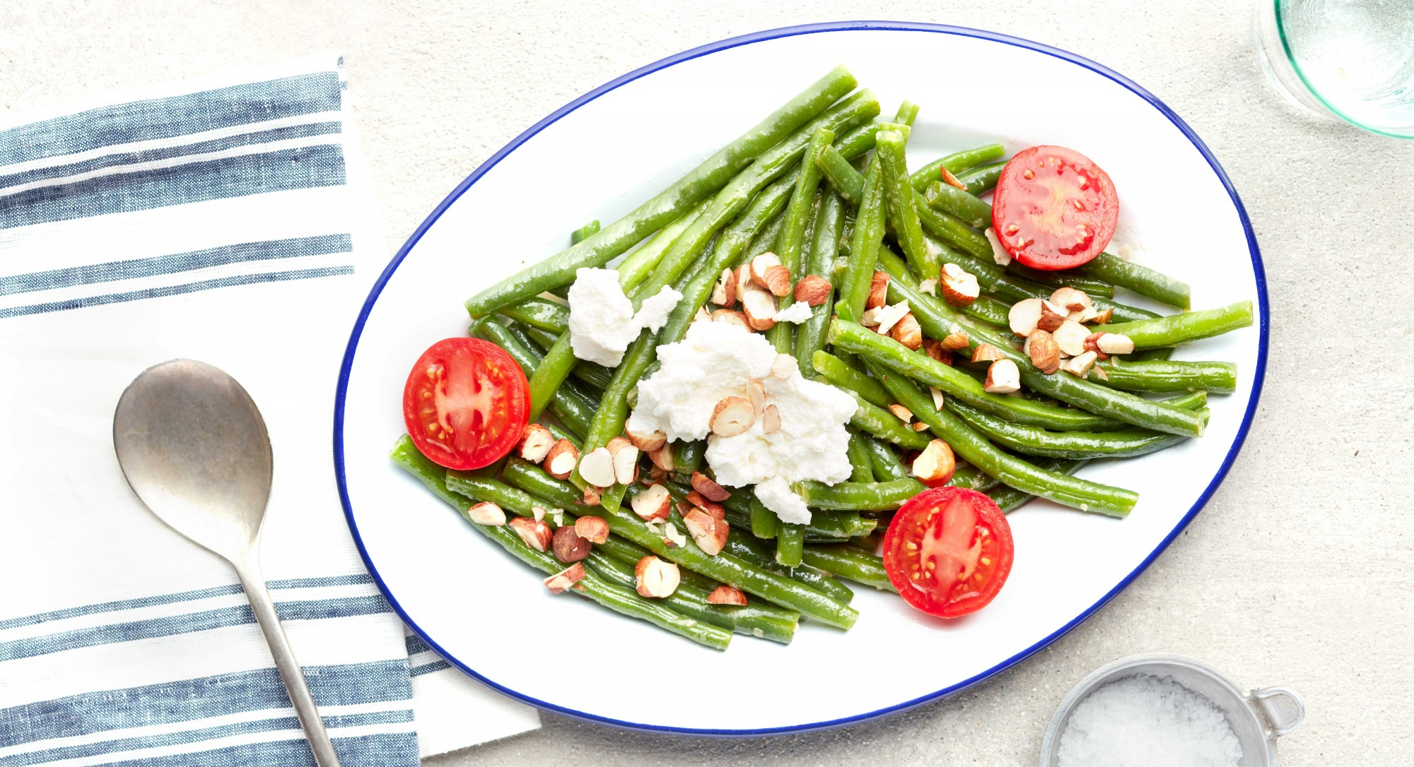 Green Bean and Hazelnut Salad Recipe