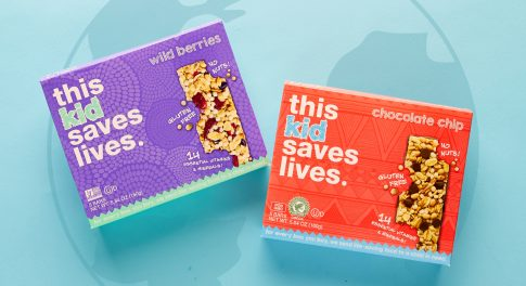 3 Million Kids Die of Acute Malnutrition Every Year—This Granola Bar Company Wants to Help