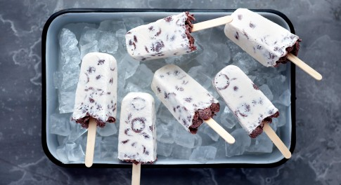 Cereal Milk Breakfast Popsicles Recipe