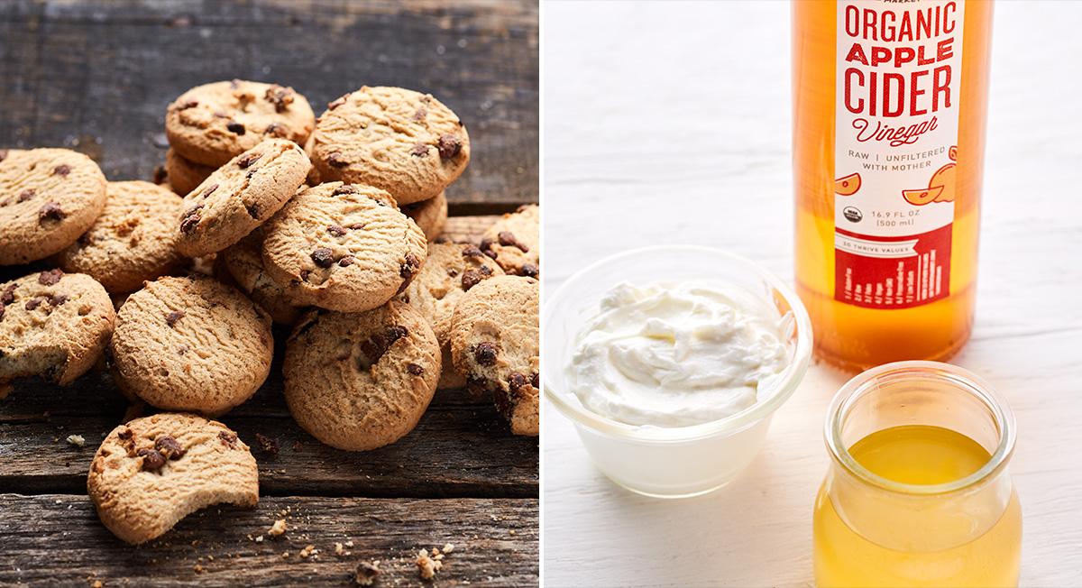 Ate sugar, now eat probiotics