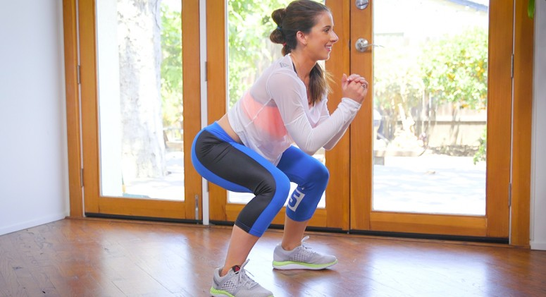 Ask A Health Coach: 4 Burpee Variations That Will Kick Your Butt (in a Good Way)