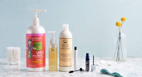 6 Clean, All-Natural Swaps for Your Favorite Drugstore Beauty Products