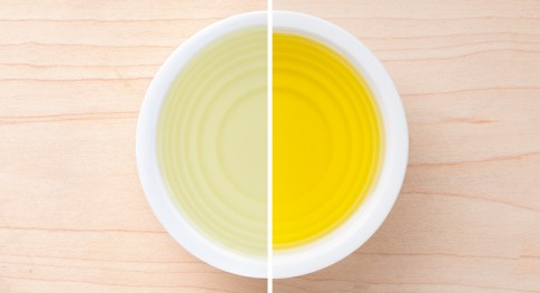 Olive Oil Vs. Vegetable Oil
