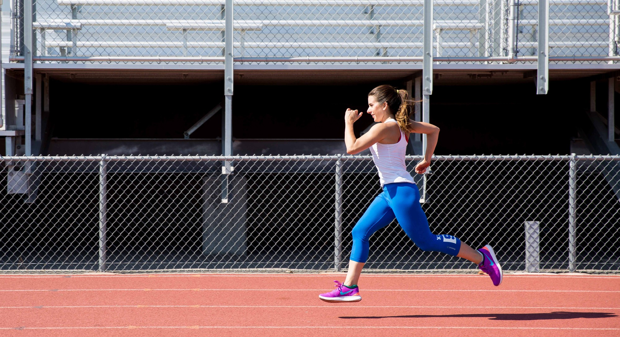 Gold Medal Workout: How to Train Like A Summer Games Sprinter