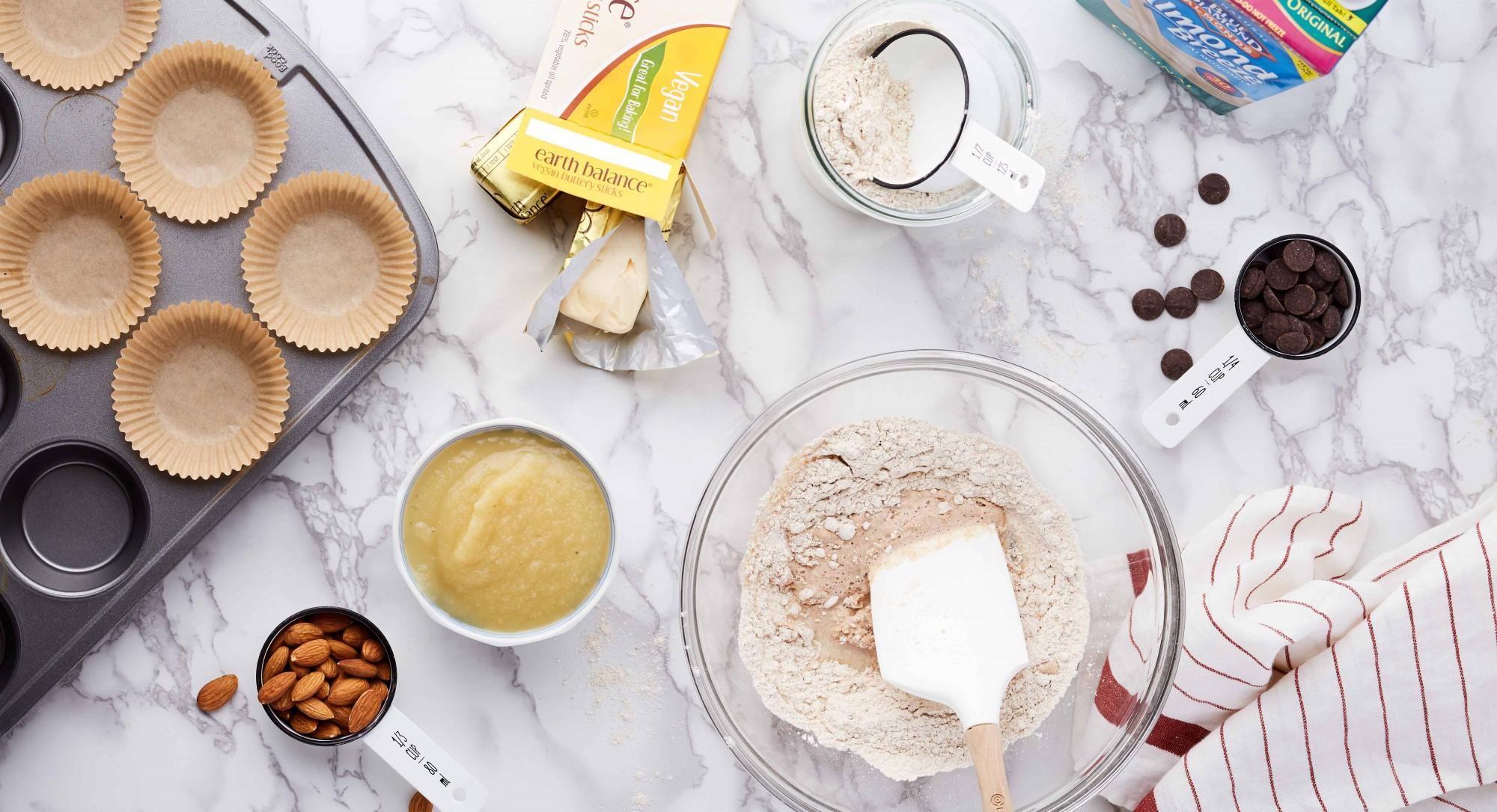 Baking Vegan Cupcakes