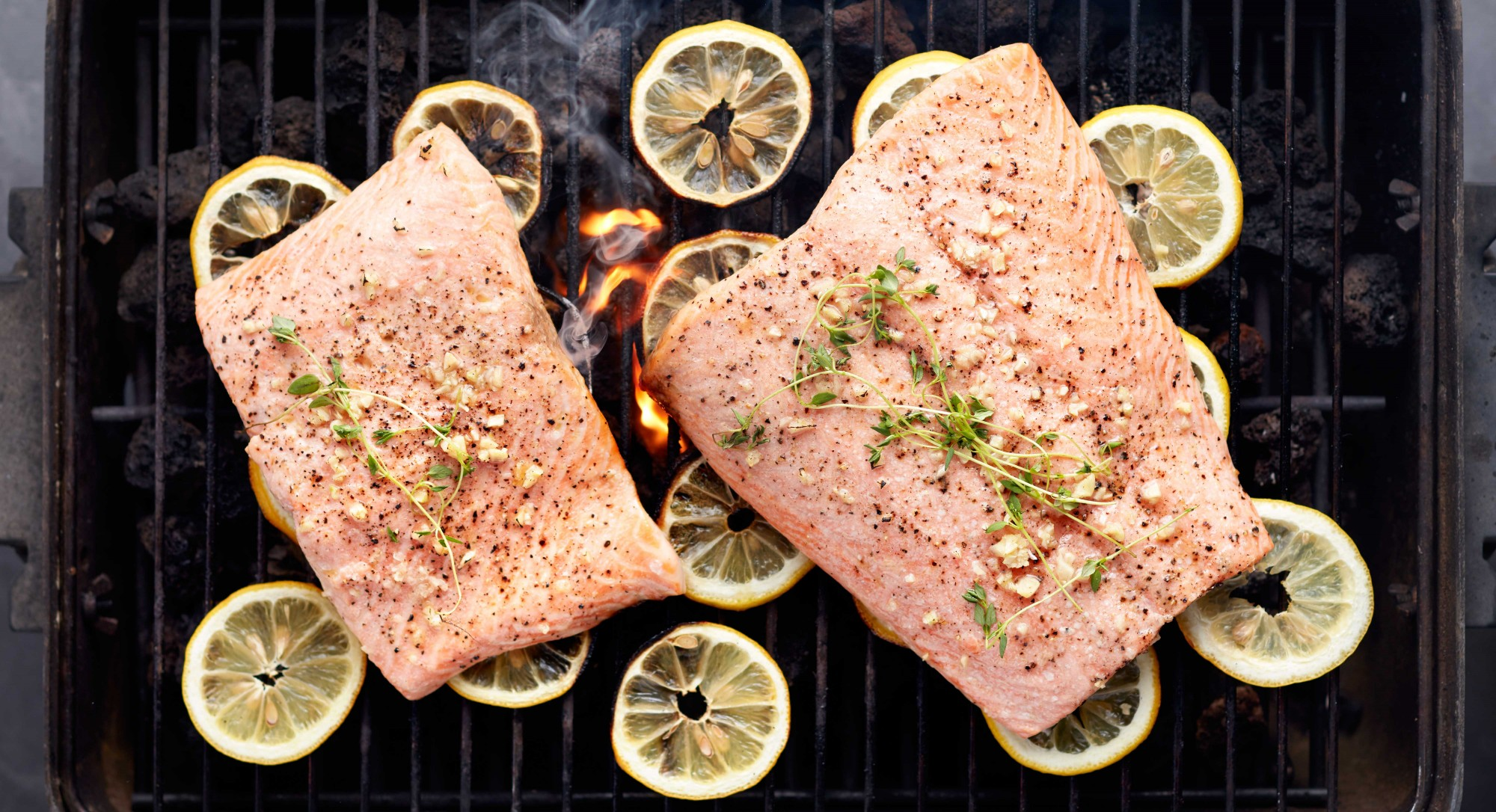 Tip of the Week: A Foolproof Way to Keep Fish From Sticking to the Grill