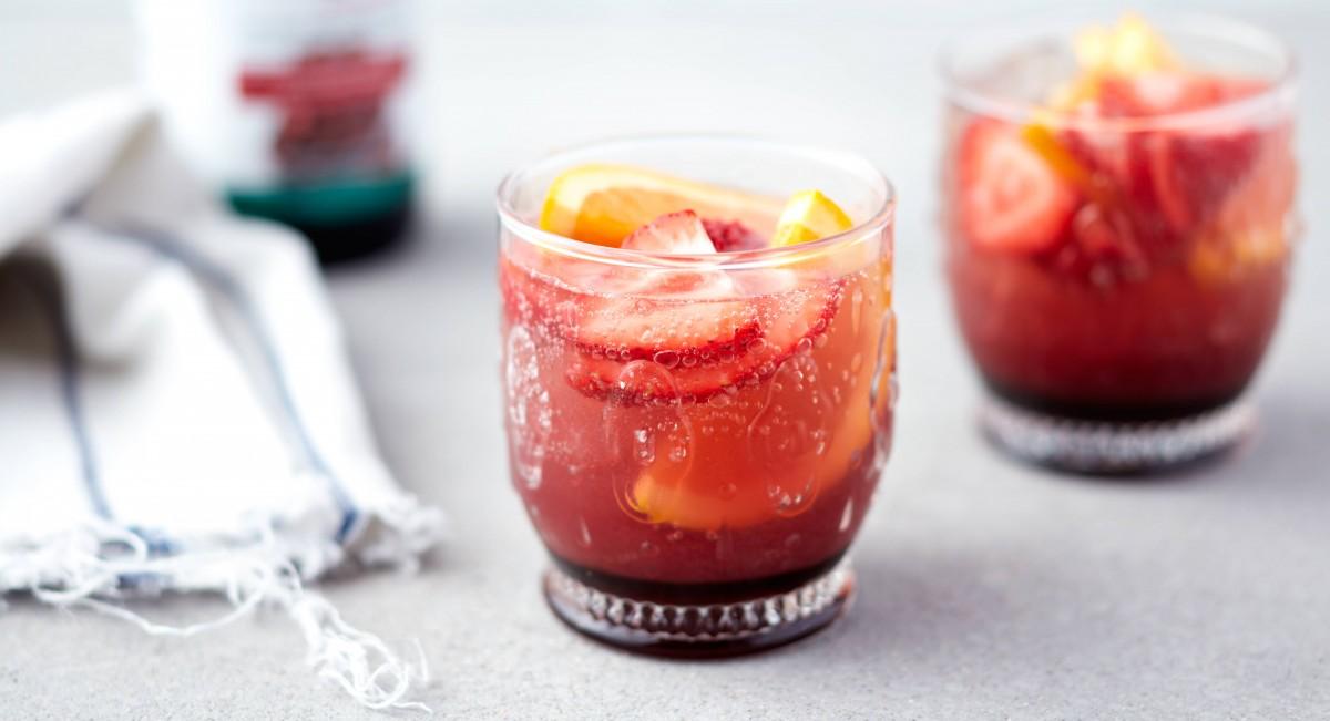 Pomegranate-Collagen Drink Recipe