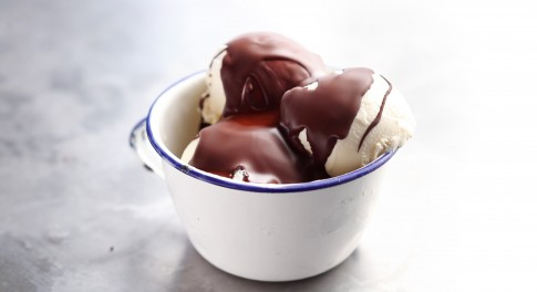 Chocolate Shell Ice-Cream Topping Recipe