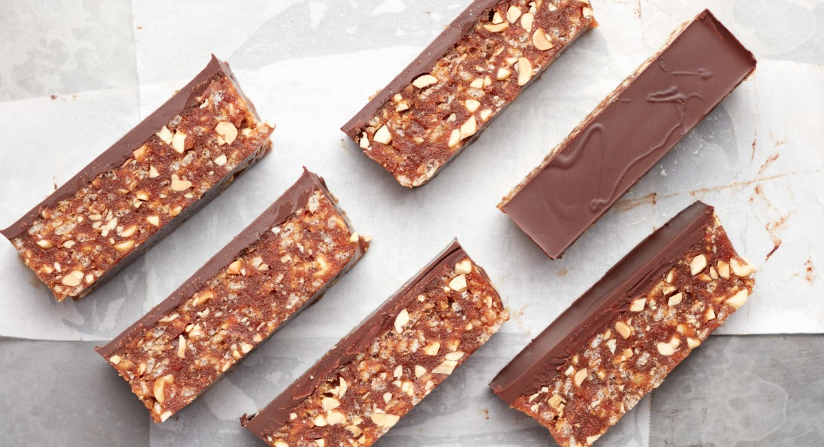 Healthified Snickers