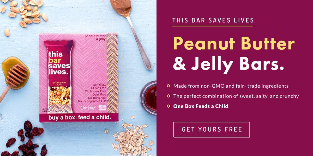 This Bar Saves Lives ad