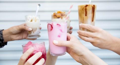 Your 5 Favorite Starbucks Summer Drinks—Made Healthier!