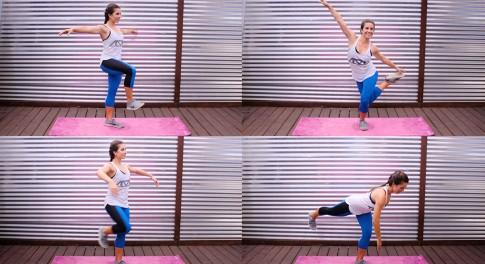 4 Balance Exercises Even Seniors Can Do