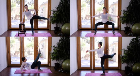 Barre-Style Home Workout Techniques