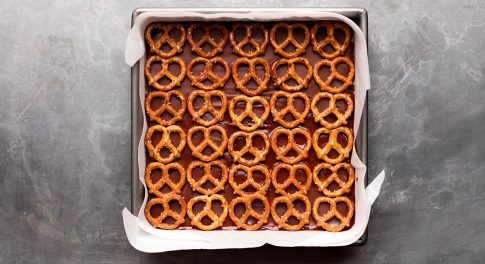 Pretzel Fudge Recipe