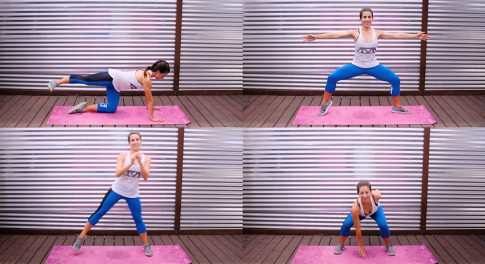 4 Moves to Tone Your Inner Thighs and Improve Your Balance