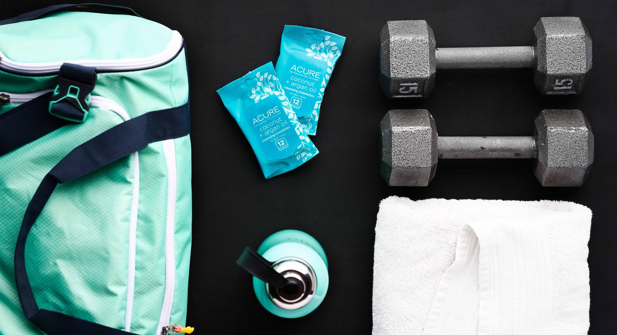 Leave the Gym Looking Flawless With These 5 Products