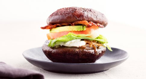 Portobello Sliders Recipe