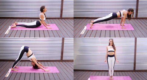 New to Yoga? Kick Off Your Practice With These 4 Poses for Beginners