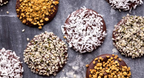 Superfood Nonpareils Recipe
