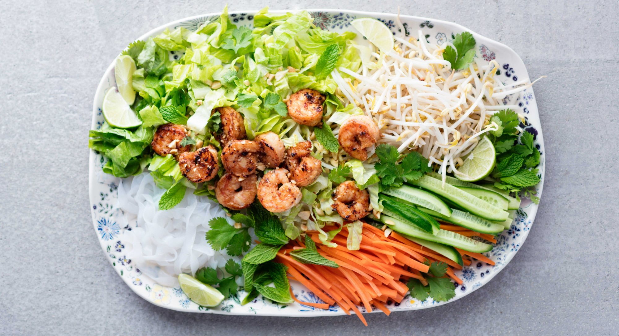 Vietnamese Shrimp Salad Recipe