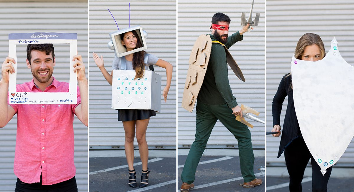 Show Us Your Best Upcycled Halloween Costume for the Chance to Win $500!