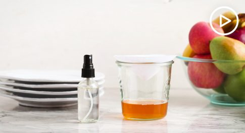 How to Banish Fruit Flies With 2 Ingredients You Already Have in Your Kitchen