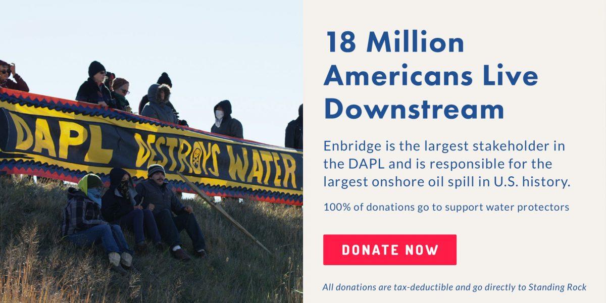 Standing Rock Donate