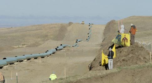 Why Stopping the Dakota Access Pipeline Is Important—and How You Can Help