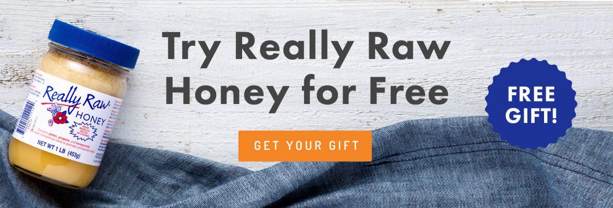 really raw honey free sm
