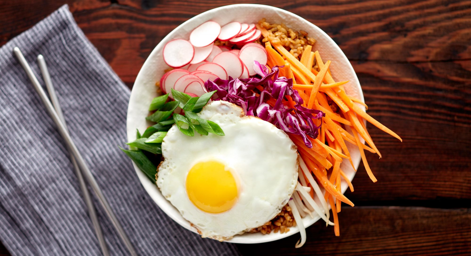Korean Rice Bowl Recipe