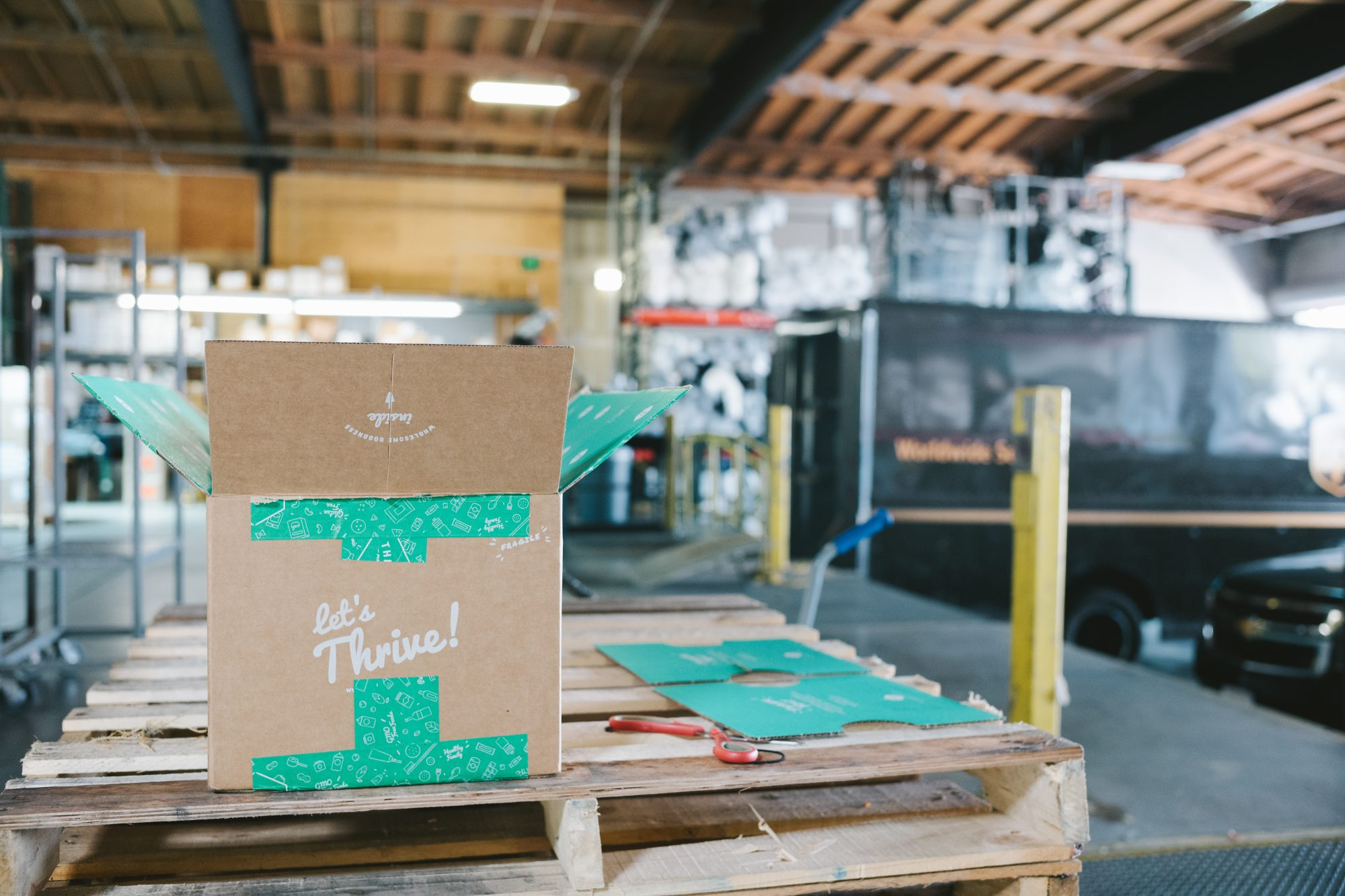 Follow a Thrive Market Delivery From the Warehouse to Your Door! Plus Our 2016 Annual Report