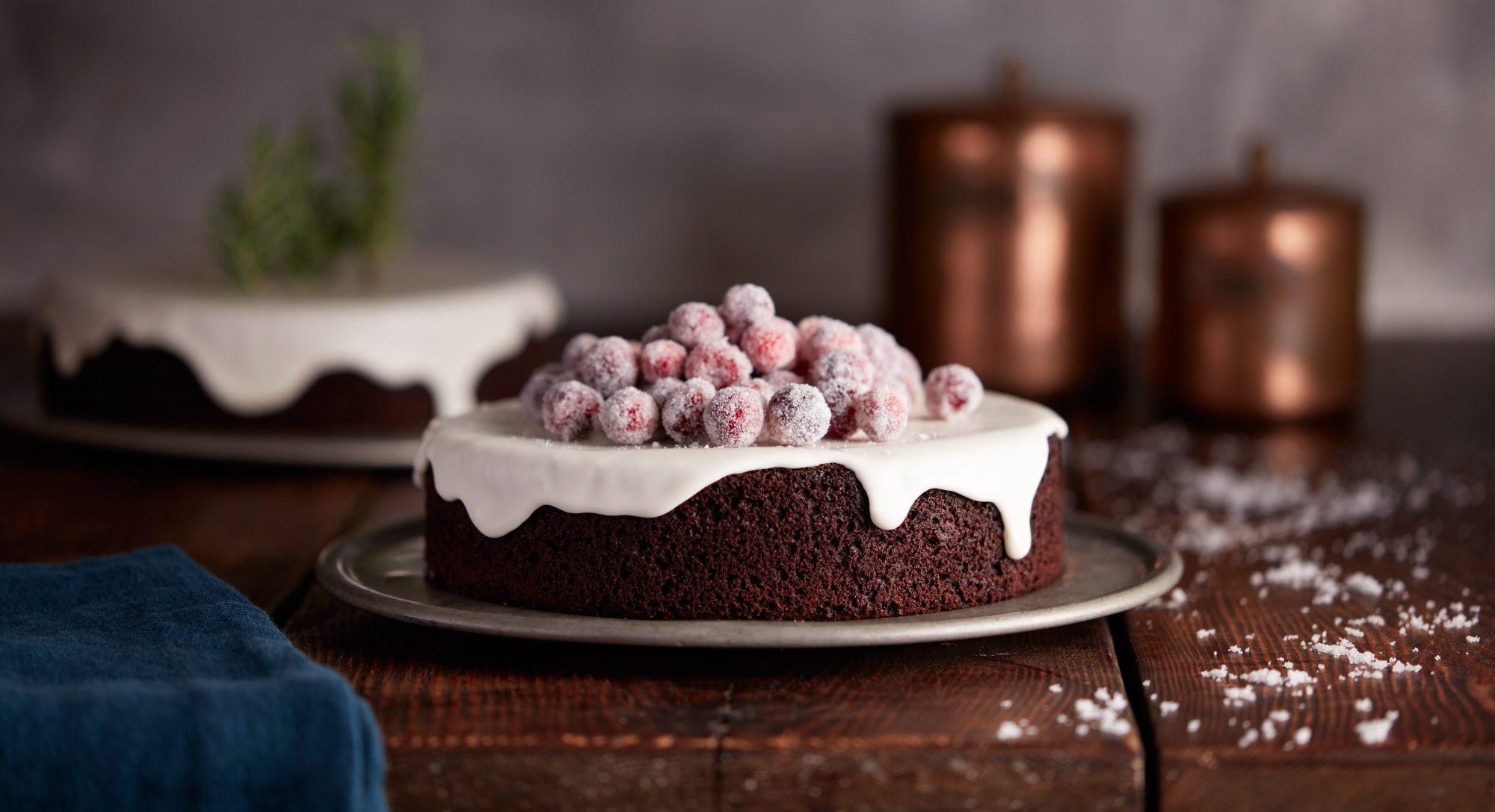 Chocolate Gingerbread Cake Recipe