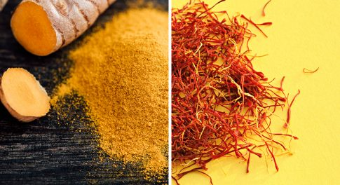 Turmeric Vs. Saffron