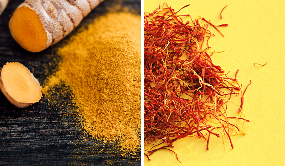 turmeric vs. saffron: what's the difference? - thrive market