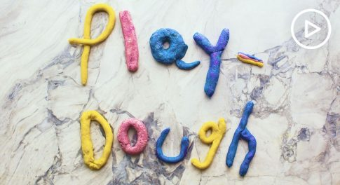 The Perfect Kid-Friendly Activity for Snow Days: DIY Play-Dough!