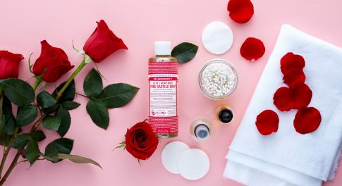 4 Ways to Relax and Recharge This Winter With the Sweet Scent of Rose