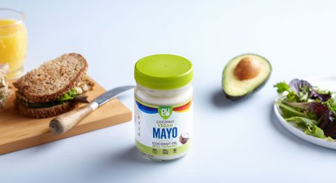 Have Food Restrictions? This Vegan Mayo Will Be Your MVP on Game Day