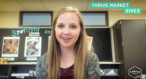 Here's How Thrive Market Makes Eating Healthy Easier (and More Affordable!) for Teachers