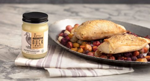 Duck Fat Roasted Chicken Recipe