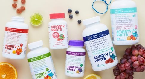 SmartyPants Is Fighting Childhood Disease, One Gummy Vitamin at a Time (And You Can Help!)