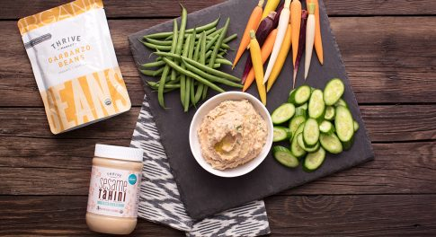 Creamy Hummus With Avocado Oil Recipe