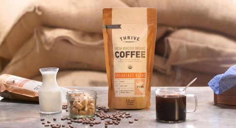 Introducing Thrive Market Organic Coffee! See How It's Made, From Concept to Cup