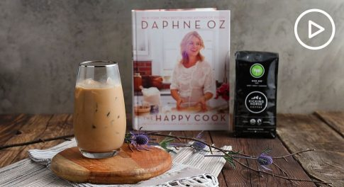 Daphne Oz's Vegan Vietnamese-Style Iced Coffee Recipe