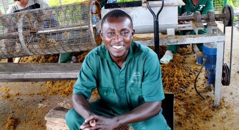 How Dr. Bronner's Fair Trade Practices Empower Communities in Ghana