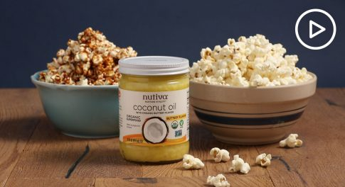 The Secret to Making Vegan Theatre-Style Popcorn Is...