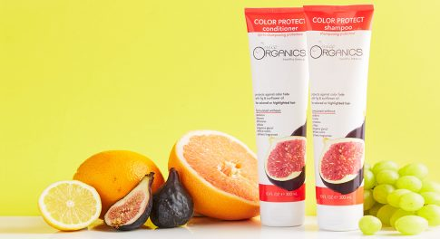 Don't Let Sun and Chlorine Fade Your Locks! Try This Organic Hair-Care Duo All Summer