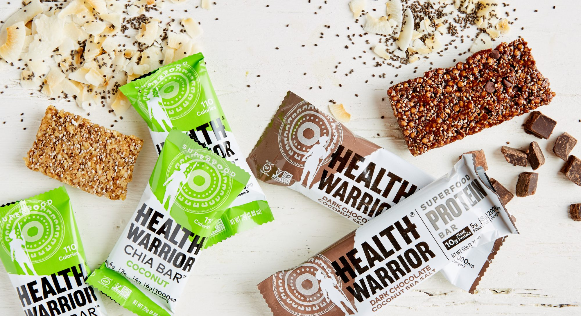 How Chia Seeds Inspired 3 College Friends to Start a Superfood Company